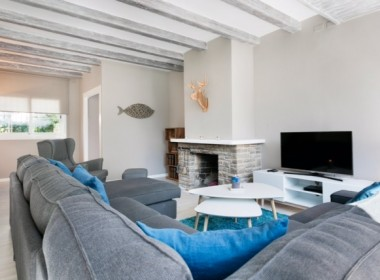 Detached Villa for sale center with tourist license vinyet-sitges-inmovenproperties (2)