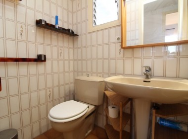 Flat for sale centric with terrace in Front line beach-sitges-inmovenproperties- (3)