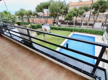 Flat for sale cozy with Pool and tourist license-sitges-inmovenproperties (4)