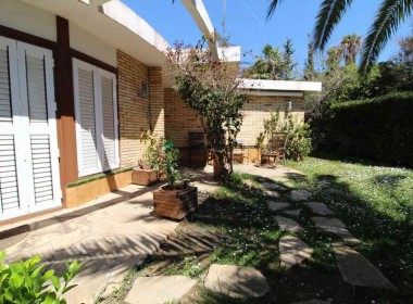 detached villa Rental with terrace quesito vallpineda-sitges-inmovenproperties (2)