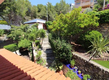 detached villa for sale terrace garden pool parking quint mar hino-sitges-inmovenproperties (5)