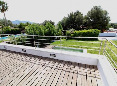 detached villa for sale terrace garden pool parking santa barbara-sitges-inmovenproperties (4)