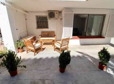 flat for sale with terrace in Sitges-Inmoven Properties Sitges