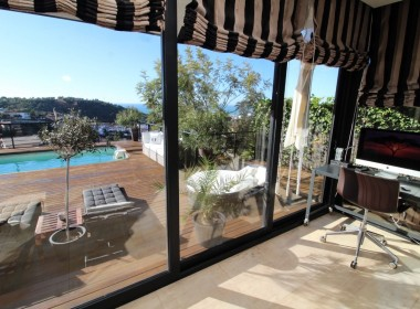 luxury villa for sale with views quint mar-sitges-inmovenproperties (13)