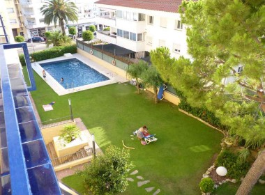 3 bed flat with terrace pool and parking for sale in Sitges-Inmoven Properties Sitges-6