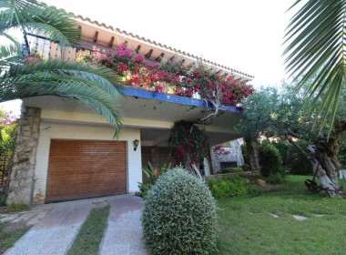 Detached Villa with sea vieuws for sale in Sitges-Inmoven Properties Sitges