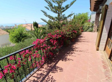 Detached Villa with sea vieuws for sale in Sitges-Inmoven Properties Sitges-8