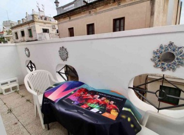 Penthouse for rent withe large terrace in Sitges-Inmoven Properties Sitges-4
