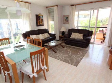 flat for sale with pool and parking-Inmoven Properties Sitges