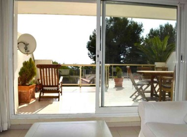 flat with terace and sea views in Sitges long term rent-inmoven Propertie Sitges-4