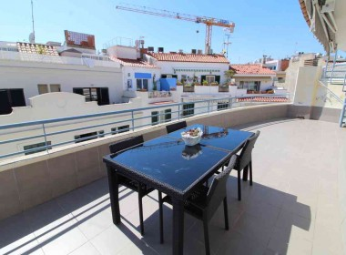 penthouse for sale with sea vieuws in Sitges-Inmoven Properties Sitges-8