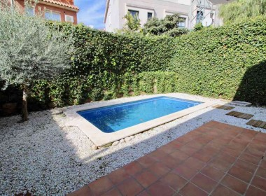 semi detached with private pool for sale in sitges-Inmoven Properties Sitges-4