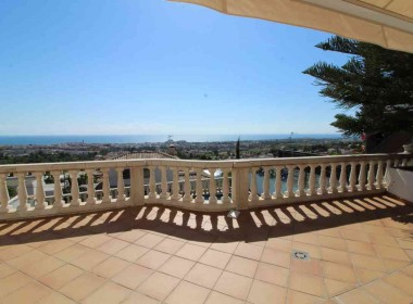 terraced house for sale with sea vieuws in Sitges-Inmoven Properties Sitges-2