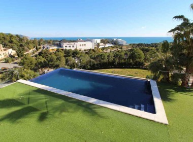 detached villa for sale in Can Girona Sitges with amazings views-Inmoven Properties Sitges-10