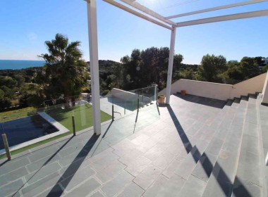 detached villa for sale in Can Girona Sitges with amazings views-Inmoven Properties Sitges-8
