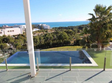 detached villa for sale in Can Girona Sitges with amazings views-Inmoven Properties Sitges-9