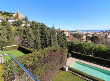 for sale detached villa amazing views in a privilage area in Barcelona-Inmoven Properties Sitges-11
