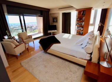 for sale detached villa amazing views in a privilage area in Barcelona-Inmoven Properties Sitges-14
