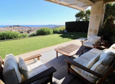 for sale detached villa amazing views in a privilage area in Barcelona-Inmoven Properties Sitges