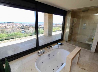 for sale detached villa amazing views in a privilage area in Barcelona-Inmoven Properties Sitges-7