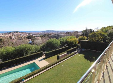 for sale detached villa amazing views in a privilage area in Barcelona-Inmoven Properties Sitges-9