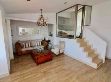 for sale terrace house garden amazing views in Sitges-Inmoven Properties Sitges-5