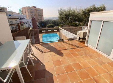 ground floor with private pool in Sitges-Inmoven Properties Sitges-5