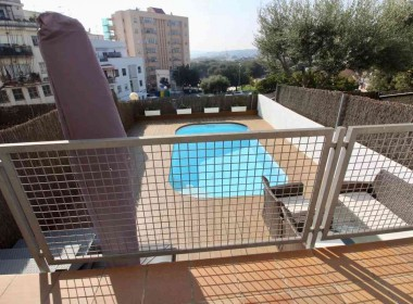 ground floor with private pool in Sitges-Inmoven Properties Sitges-6