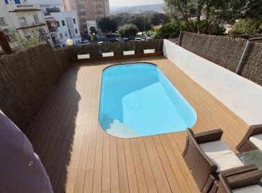 ground floor with private pool in Sitges-Inmoven Properties Sitges-7