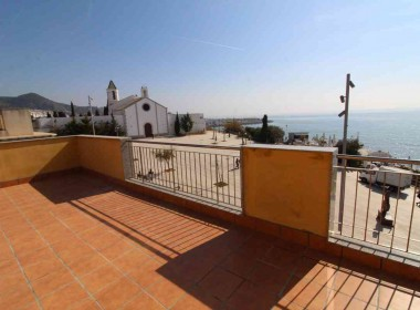 penthouse sea views in front line San Sebastian beach Sitges with large terrace-Inmoven Properties Sitges-9