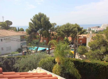 Terraced house for rent with pool in Sitges-Inmoven Properties Sitges-9