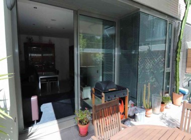 ground floor for sale with terrace in San Sebastian beach Sitges-4
