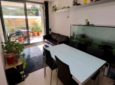 ground floor for sale with terrace in San Sebastian beach Sitges-6