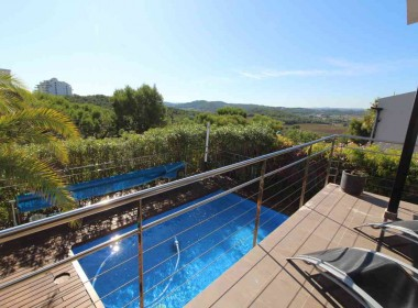 Detached Villa for sale with pool and nice views in Sitges-Inmoven Prtopereties Sitges-3