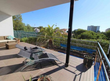 Detached Villa for sale with pool and nice views in Sitges-Inmoven Prtopereties Sitges