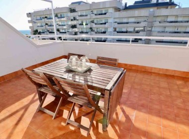 penthouse for sale with terrace and sea views in Sitges.Inmoven Properties Sitges-2