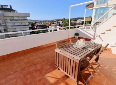 penthouse for sale with terrace and sea views in Sitges.Inmoven Properties Sitges-3