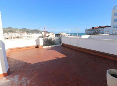 penthouse for sale with terrace and sea views in Sitges.Inmoven Properties Sitges-6