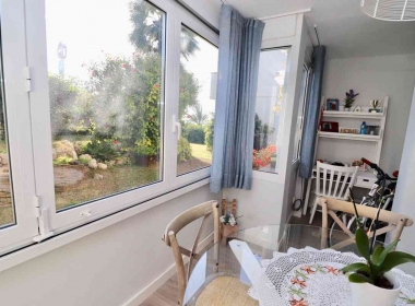 ground floor for sale with pool garden and sea views in Sitges-Inmoven Properties Sitges-3