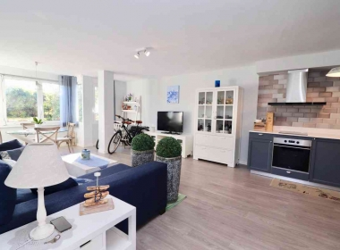 ground floor for sale with pool garden and sea views in Sitges-Inmoven Properties Sitges-5
