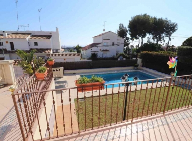 detached house for sale with pool and views in Sitges-Inmoven Properties Sitges-2