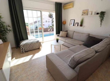 detached house for sale with pool and views in Sitges-Inmoven Properties Sitges-3