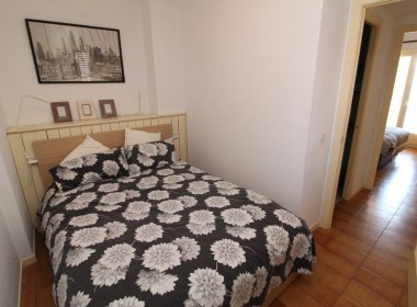 Flat for sale centric with terrace in Front line beach-sitges-inmovenproperties- (1)