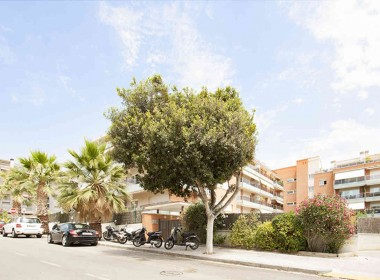 Ground floor for sale with private garden-sitges-inmovenproperties (10)