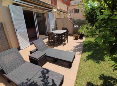 Terraced house for sale with garden Avd. Sofia-sitges-inmovenproperties (4)