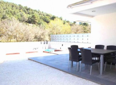 designes detached villa for sale with pool Canyelles-sitges-inmovenproperties- (2)
