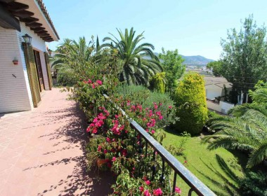 Detached Villa with sea vieuws for sale in Sitges-Inmoven Properties Sitges-7