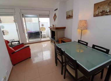 Penthouse for rent withe large terrace in Sitges-Inmoven Properties Sitges