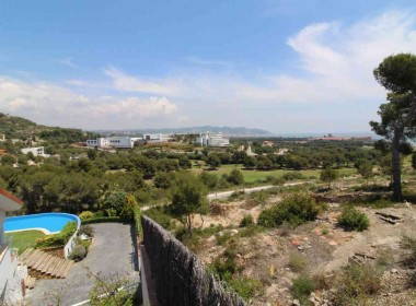 Plot for sale in Can Girona Sitges-Inmoven Properties Sitges