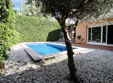 semi detached with private pool for sale in sitges-Inmoven Properties Sitges-5
